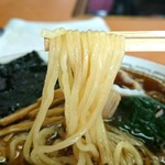 青島食堂 - 青島チャーシュー(820円)・麺リフト