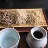 蕎麦仁 - 料理写真:3色そば(田舎・けし切り・せいろ)