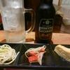 ホルモン酒場とん平 - 料理写真:お通し&ホッピー