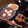 蝉丸 - 料理写真:甘味満喫セット