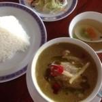 ジャイ タイ - ゲーンキョウワン(ランチ)