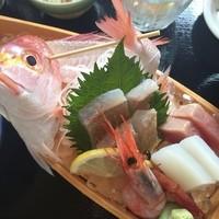 津居山港・香住・柴山港産お造り定食
