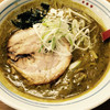 じぇんとる麺 - 料理写真:カレーラーメン