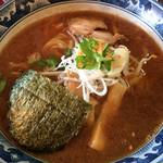 麺屋鎌倉山 - 中華そば(700円)