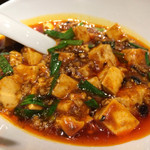 くるみ屋dining - 麻婆豆腐