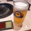 三洲苑 - ドリンク写真:生ビール大