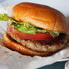 モスバーガー - 料理写真:期間限定・とびきりトマト&レタス \460-