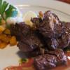 ワイルドキッチン - 料理写真:サイコロレアステーキ(100g)