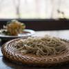 蕎麦と料理 ら - 料理写真:天ぷら付蕎麦