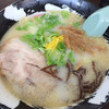 山びこ - 料理写真:鮪塩ラーメン(730円)