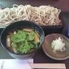 手打ち蕎麦 相生坊 - 料理写真:鴨せいろ 1400円