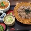 そじ坊 - 料理写真:カツ丼とざるそばのセット
