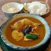 ポレポレ - 料理写真:スリランカ+ライス中盛