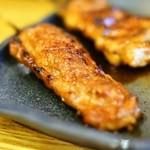 炭火焼鳥中村屋 - 料理写真:たたき(160円)