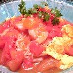 40542390 - <'15/08/03撮影>トマトの家庭風冷麺 1404円