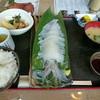 うめのは - 料理写真:【須佐男命いかの活イカ定食 2380円】