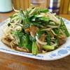 珍来飯店 - 料理写真:レバニラ炒め
