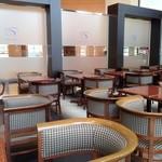 カフェ ド シエル - 店内