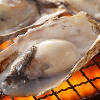 一年中開催!播磨灘産 牡蠣食べ放題