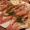 ティアブランカ - 料理写真:赤海老のグリル