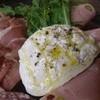 タンタ ローバ - 料理写真:水牛のモッツァレラチーズと生クリームで作るイタリアの「ブッラータ」