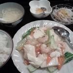中華料理 川菜 - Aランチ