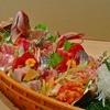 美喜仁館 - 料理写真:舟盛り