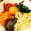 成城石井 - 料理写真:☆購入したビビンバ&キムチでビビンバ丼☆