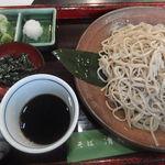 清水屋本店 - 料理写真:せいろ:720円