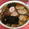 栄楽 - 料理写真:ワンタンメン(600円)