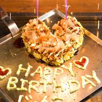 誕生日、記念日、合コンなどサプライズなら、おまかせを!!