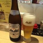 悟空 - 中瓶アサヒ550円