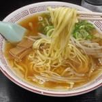 點心世界 - 麺は平打ち 2015.7
