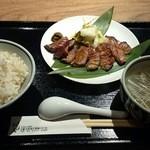 40612329 - 牛タン焼定食 ¥1300