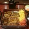 竹林亭 - 料理写真:うな重特上 2100円
