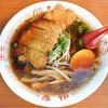 豚太郎 - 料理写真:カツラーメン