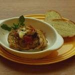 スプントカフェ - キャセロール料理