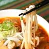 ワン アン ホア セン - 料理写真:牛肉入りスープビーフン
