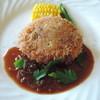 アールジェイ - 料理写真:地鶏胸肉のコルドンブルー