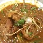 インド・パキスタン料理 ホット・スプーン - マトンチャンプ(チョップ?)