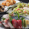 和家 - 料理写真:コース料理の一部です。