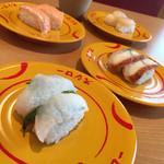 スシロー - 料理写真:喰うべし!