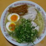 40651435 - 煮玉子 中華そば(並)