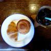 マクロビーナスとパン焼き人 - 料理写真:クロワッサンとシナモンロール