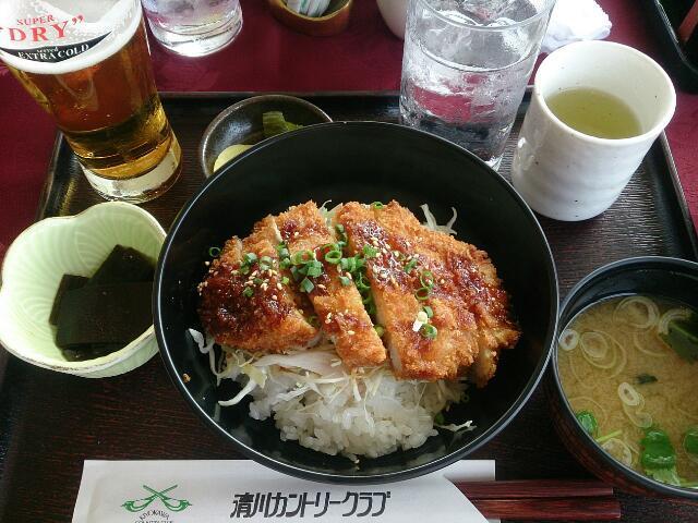 清川カントリークラブ レストラン