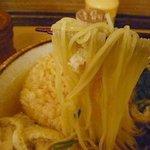 4067255 - ストレートの細麺。