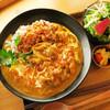 ユナイテッドカフェ - 料理写真:南インドのマンガロールチキンカレー
