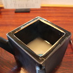 達磨 - 蕎麦湯