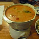 タイ料理ハウス ピサヌローク - トムヤムクン