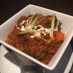 Indian Cuisine 玉響 - チキンティッカパラック